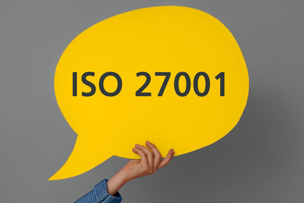 ISO/IEC 27001 Zertifizierung
